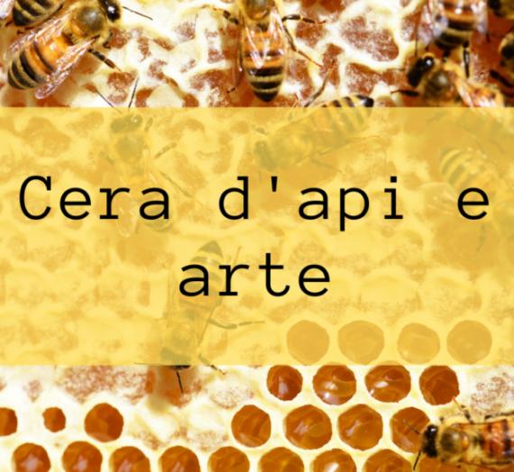 Ren Ri e l'arte con la cera d'api