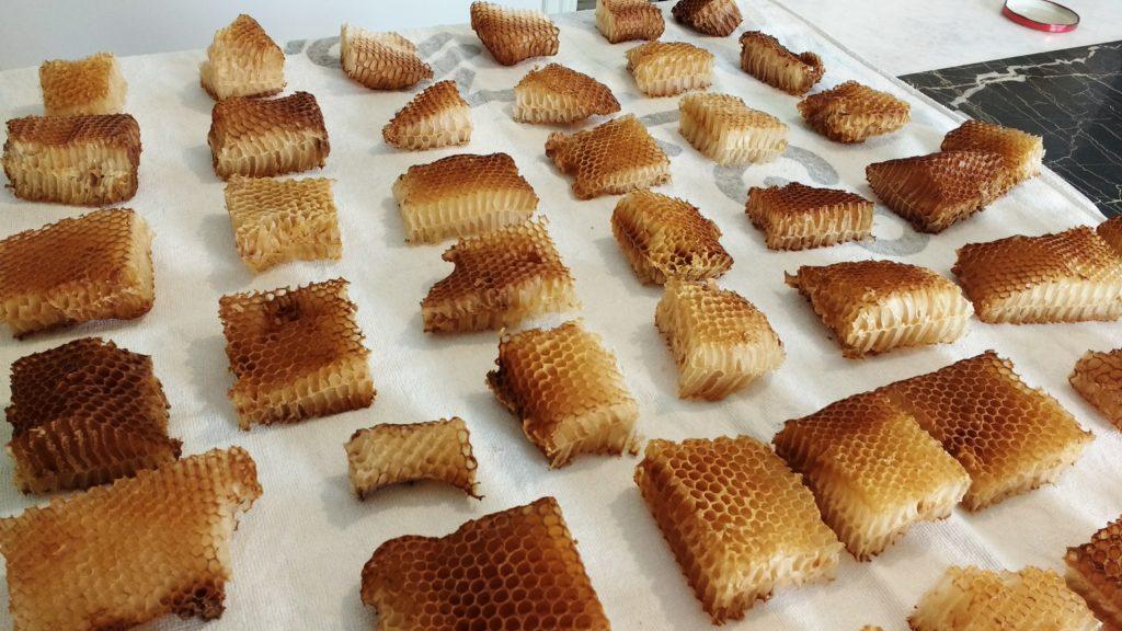 favi cera d'api