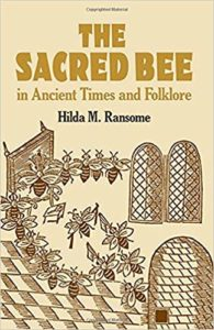 The sacred bee by Hilda Ransome