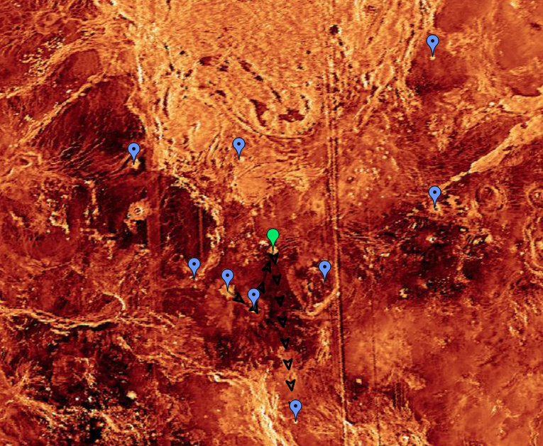 cratere lullin